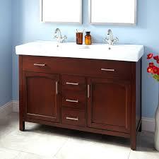 double master double trough sink bathroom vanity u2013 chuckscorner