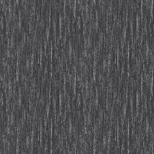 vymura panache plain wallpaper ebony black glitter m0854