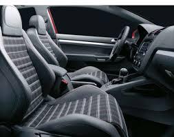 Mkv Gti Interior 2008 Vw Gti Tartan Plaid Seat Fabric