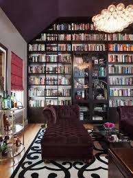 Dark Bookcase 25 Stunning Eclectic Living Room Decor Ideas Dwelling Decor