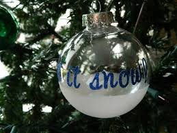 how to make tree ornaments with letters shelterness