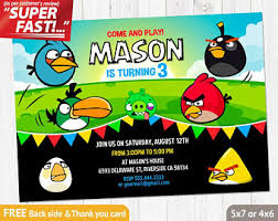 angry birds party etsy