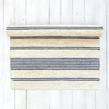 Striped Kitchen Rug Fantastic Striped Kitchen Rug Amazing Black And Ite Striped