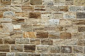 sandstone brick wall free stock photo domain pictures