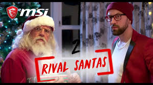 Seeking Santa Claus Episode Episode 2 Rival Santas Deargamersanta Msi