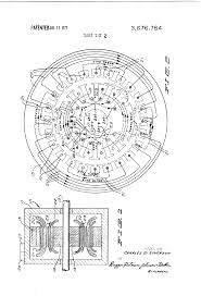 patent us3676764 brushless alternating current generator