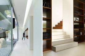 floor to ceiling glass doors jkc1 house by ong u0026ong design milk