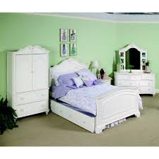 White Heart Bedroom Furniture Childrens White Bedroom Furniture