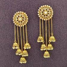 artificial earrings where can i buy some artificial jewellery for marriage quora