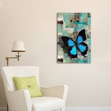 abstract oil painting hand painted oil painting wall art iarts