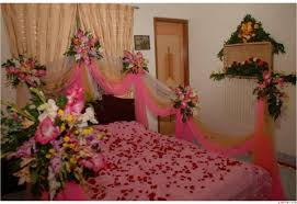 Indian Bedroom Images by About Wedding Room Decoration And Indian Bedroom Interalle Com