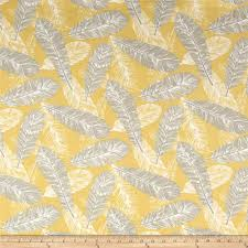 Lightweight Fabric For Curtains Premier Prints Flock Saffron From Fabricdotcom Screen Printed On