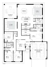 4 bedroom 3 bath house plans 4 bedroom 4 bath house plans biggreen club