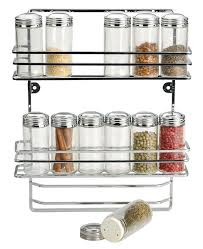 Stainless Steel Wall Spice Rack Over The Door Spice Rack White Wooden Spice Rack Spice Jar Kitchen