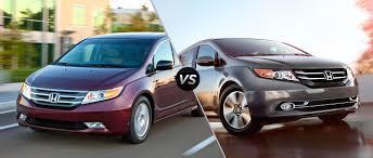 Honda Odyssey Pics Odyssey Touring Vs Touring Elite