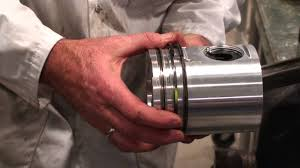 piston ring installation youtube