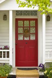 Modern Front Door Home Design Modern Glass Door Designs Intended For 85 Surprising