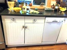 installing a dishwasher in existing cabinets dishwasher kitchen cabinet cabinet face dishwasher kitchen