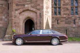 diamond car 2012 bentley mulsanne diamond jubilee edition brings even more luxury