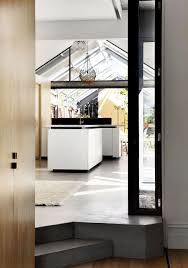 Sustainable Kitchen Design by Sustainable Home Renovation Surprises With A Deliberate Inside Out