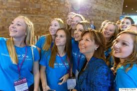 Christy Clark Cabinet Equality Starts With Giving Women The Confidence To Compete And Win
