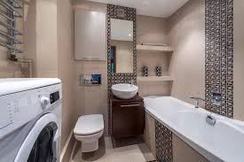 Cheap Modern Bathroom Suites Luxury Modern Bathroom Suite Stock Photo Image Of Furnishing