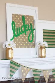 diy fall mantel decor ideas to inspire landeelu com st patrick s day diy decorations bella pr