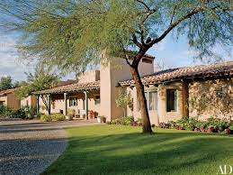 southwestern houses mccain s southwestern style residence in arizona