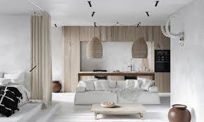 monochrome interior design modern monochrome tribal decor