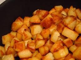 cuisiner la pomme pomme de terre sautée de ma grand mère dans ma cuisine