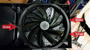 antec 900 case fan replacement nine hundred top fan replacement