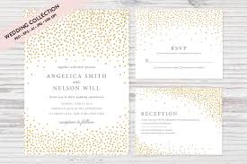 bridal invitation templates 90 gorgeous wedding invitation templates design shack