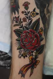 american traditional rose tattoo best tattoo design ideas