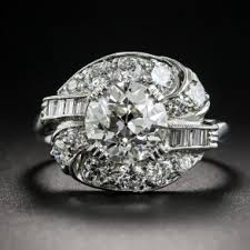 diamond rings vintage images Antique and vintage diamond engagement rings lang antiques jpg
