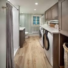 Bathroom With Laundry Room Ideas Dark Gray Bathroom Laundry Room Combo Design Ideas Bathroom