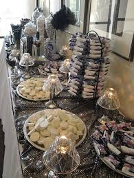 Black And White Candy Buffet Ideas by 136 Best Candy Buffet Images On Pinterest Candies Marriage And