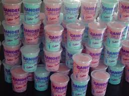 cotton candy party favor the party favor cotton candy tubs yelp