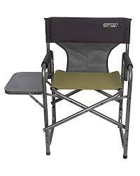 Quest Directors Chair Side Table Quest Elite Deluxe Range Surrey In Green J D Williams