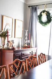 nate berkus dining room christmas dining room decorations holiday tour part i home with keki