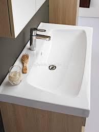 modern mdf bathroom vanity wall hanging shaving cabinet with light