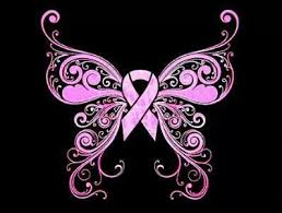 52 best pink ribbon butterfly tattoos images on breast