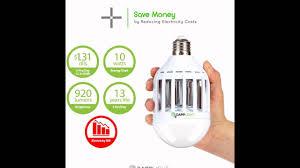 bug light light bulbs zapplight dual led lightbulb and bug light zapper zap mosquitoes