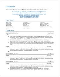 How To Put Fake Experience In Resume Experience On Resume