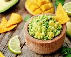 cuisine az com recettes recette guacamole à la mangue facile rapide