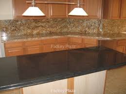 Granite Island Kitchen Full Backsplash Granite Countertops