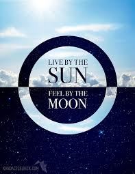 37 best live by the sun by the moon images on