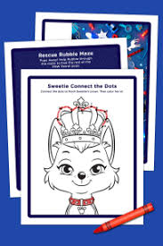 mission paw activity pack nickelodeon parents