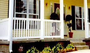 porch post u0026 rails u2014 yoder u0027s vinyl products