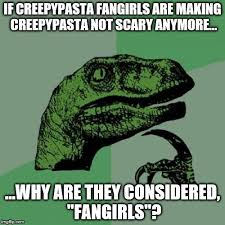 Creepypasta Meme - i wonder about this too imgflip