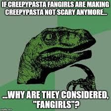 Creepypasta Memes - i wonder about this too imgflip